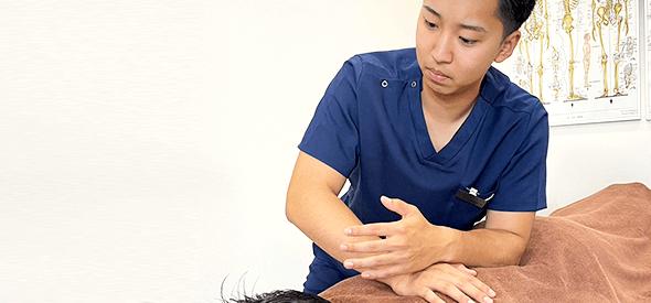 リカバリー鍼灸整体院 施術イメージ